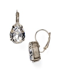 Sorrelli Swarovski Crystal Teardrop Earrings