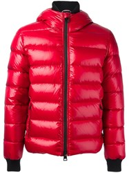 Rossignol 'Cesar' Down Jacket Red