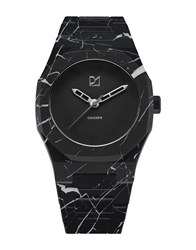 D1 Milano Wrist Watches Black