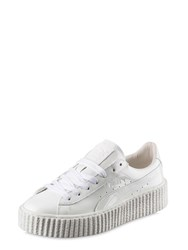 Puma Select Rihanna Basket Creeper Glo Sneakers