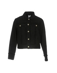 Sjyp Denim Outerwear Black