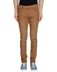 April 77 Denim Pants Camel