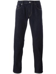 Pt05 Classic Straight Jeans Blue