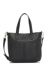 Steve Madden Mini Lou Pockets Shoulder Bag Black