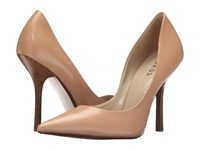 Guess Carrie Natural Leather Women's Shoes Brown
