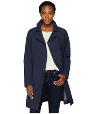 Arc'teryx Nila Trench Coat Kingfisher Coat Blue
