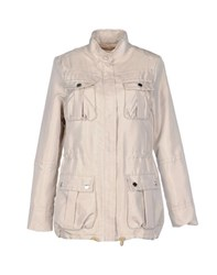 Gianfranco Ferre Gf Ferre' Coats And Jackets Jackets Women Beige