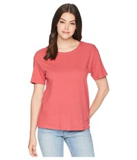 Roxy High By The Beach Surf Holly Berry T Shirt Multi