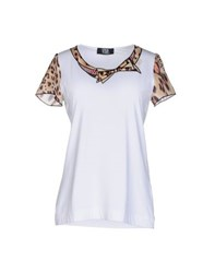 Vdp Collection Topwear T Shirts Women White