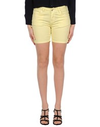 Pour Moi Pour Moi Trousers Shorts Women Yellow
