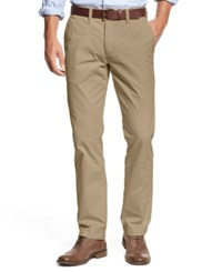 Tommy Hilfiger Big And Tall Chino Pants Mallet