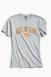 Hall Of Fame College Tee Grey