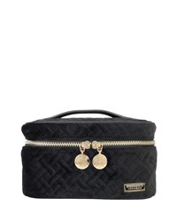 Stephanie Johnson Marais Mink Louise Travel Case Black