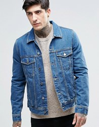 Dr. Denim Dr Dane Jacket Medium Vintage Blue