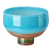 Pols Potten Horizon Bowl Aqua Gold