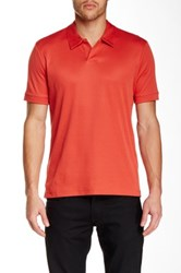 Perry Ellis Open Polo Red