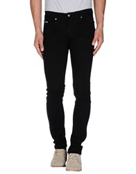 Joe Rivetto Trousers Casual Trousers Men Black