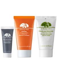 Origins Receive A Free 3Pc Skin Care Trio With 55 Purchase