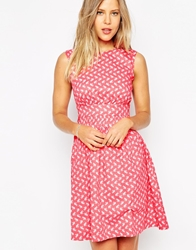 Emily And Fin Emily And Fin Lucy Dress Coral