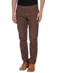 Tombolini Casual Pants Brown