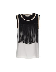 Ki6 Who Are You Topwear Tops Women White