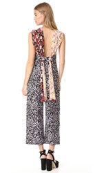 Mother Of Pearl Freya Jumpsuit Mixed Print