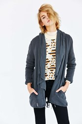 Ecote Mayfair Cardigan Blue