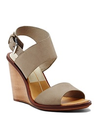 Dolce Vita Platform Wedge Sandals Jodi Fresco