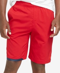 Polo Ralph Lauren Sport Men's 10 All Sport Shorts Old Glory Red
