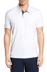 Oakley Divisional Polo Shirt White