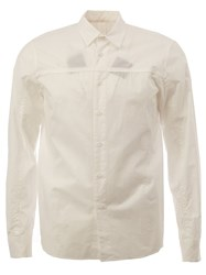 08Sircus Plain Shirt White