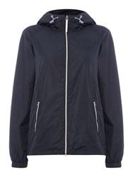 Gant Windbreaker Jacket Navy