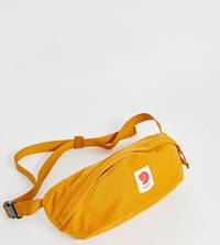 Fjall Raven Fjallraven Bershell Bum Bag In Mustard Yellow