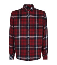 Rails Casual Shirt Red
