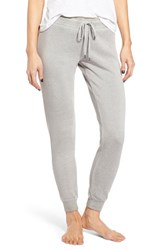 Junior Women's Bp. 'Skinny Mini' Sweatpants Grey Cloudburst