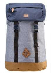 Billabong Rucksack Grey Heather Navy Mottled Grey