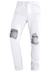 Cayler And Sons Slim Fit Jeans White White Denim