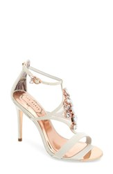 Ted Baker London Liosa Pump Ivory Satin