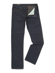 Label Lab Poker Straight Taper Leg Jean Dark Navy