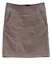 Tom Tailor Pencil Skirt Blush Grey Taupe