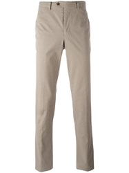 Officine Generale Chino Trousers Nude Neutrals