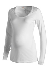 Noppies Noppies Long Sleeved Top Offwhite Off White