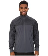 Brooks Drift Shell Asphalt Nano Men's Coat Gray