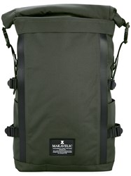 Makavelic Cyclist Backpack Polyester Grey
