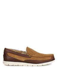 Ugg Fascot Loafers Chestnut