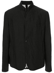 Forme D'expression Relaxed Shirt Jacket Black