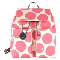 Radley Spot On Fabric Backpack Pink