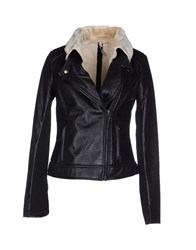 Scee By Twin Set Coats And Jackets Jackets Women Black