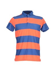 Scotch And Soda Topwear Polo Shirts Men Blue