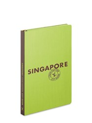 Louis Vuitton Singapore City Guide Book